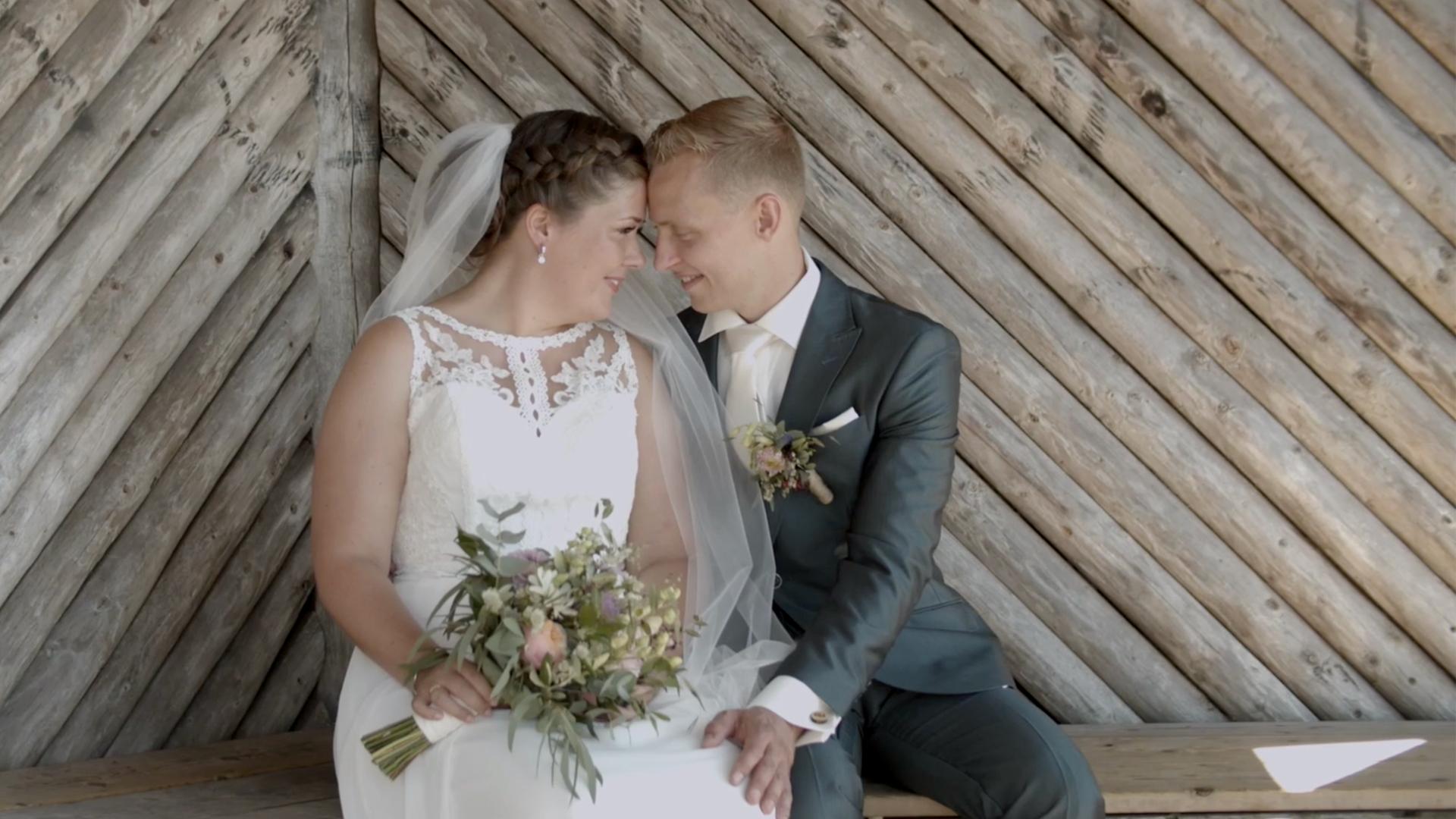 Bruiloft-Holten